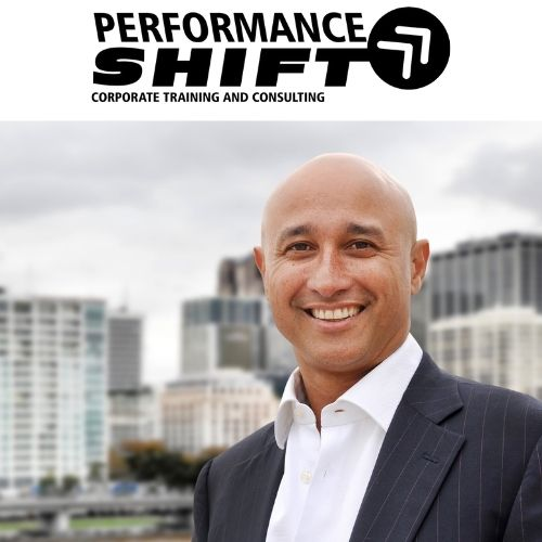 Kirk Peterson from Performance Shift